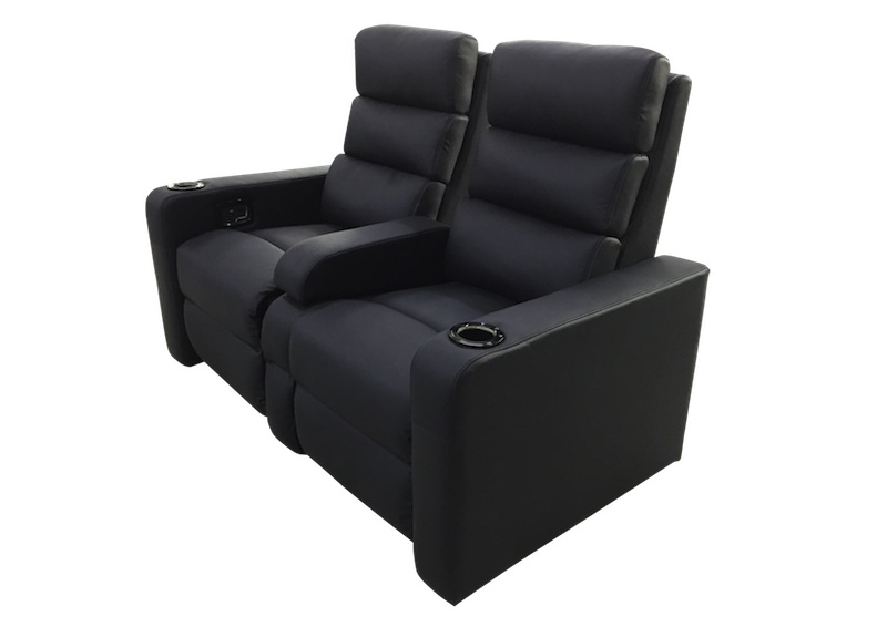 Black Vulcan Twinseat Bseated