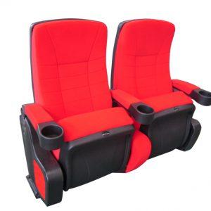 Cinehome de Luxe 2-Sitzer  Kinositzen