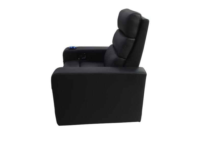 Black Vulcan ViP seat bioscoopstoel