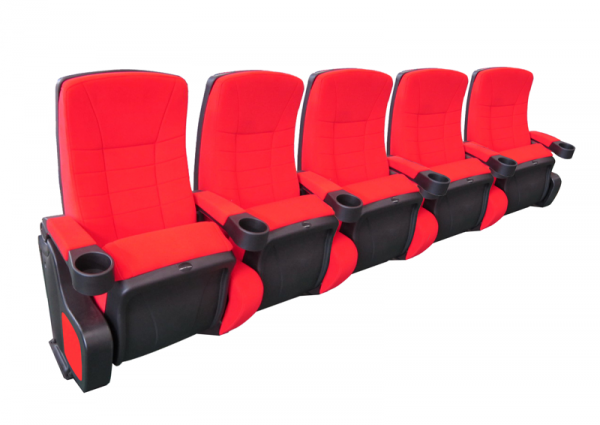 Cinehome de Luxe 5-Sitzer  Kinositzen