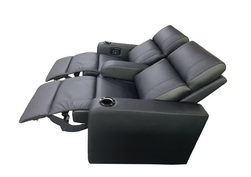 Lizzy vipseat reclined side
