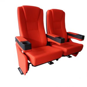 CineSlider Luxus kinositze Reihe von 2 Sitzen